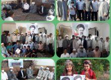 دیدار حجت الاسلام و المسلمین طاهری با کمیته روستایی ستاد دکتر رئیسی در روستای اسلام تپه