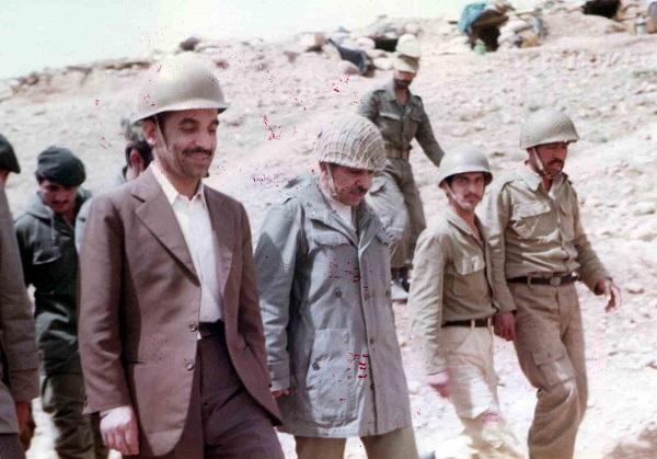 دولت رجائی و جنگ ایران و عراق